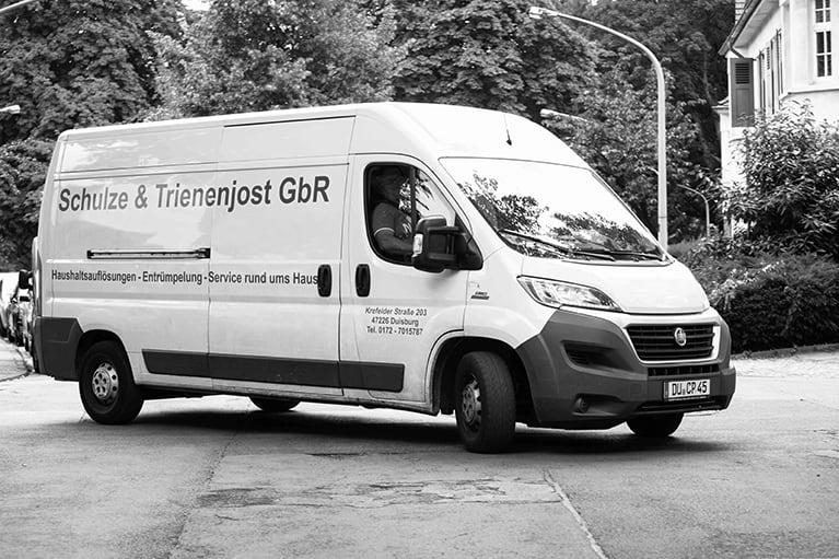 transport wagen von schulze und trienenjost gbr