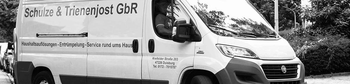 transporter van von schulze und trienenjost gbr